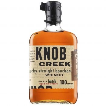 Knob Creek 750ml 100 Proof