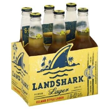 Land Shark 6 Pack Bottles