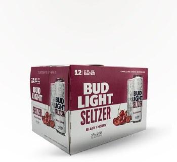 Bud Light 12Pk Black Cherry