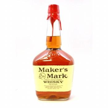 Maker's Mark 1.75L Kentucky Straight Bourbon Whisky Handmade