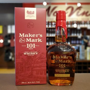 Maker's Mark 750ml 101 Proof Limited Bourbon