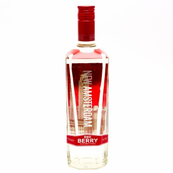 New Amsterdam 750ml Red Berry Vodka