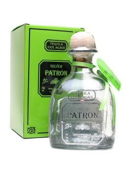 Patron 375ml Silver Tequila