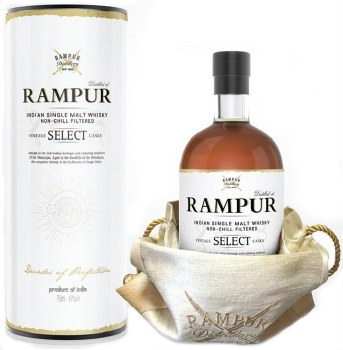 Rampur 750ml Indian Single Malt