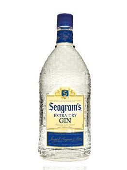 Seagram's 1.75 Extra Dry Gin