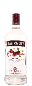 Smirnoff 1.75L Cherry Vodka