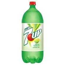 2 Liter Diet 7 up