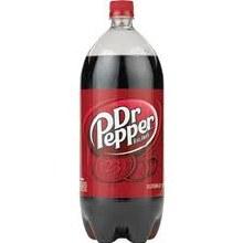2 Liter Dr Pepper