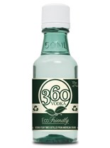 360 50ml vodka