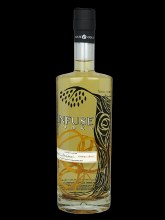 6 Infuse spirits 750ml orange