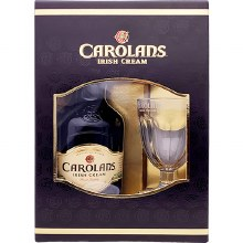 Carolins 750ml Irish Cream