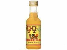 99 50ml Gold Tequila