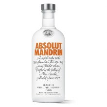 Absolut 750ml Mandarin Vodka