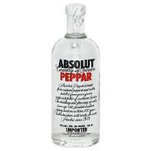 Absolut 750ml Peppar Vodka