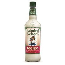 Admiral Nelson's 750ml Egg Nog