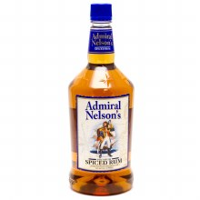 Admiral Nelson's 1.75L Spiced Rum