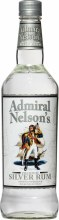 Admiral Nelson's 750ml Silver Rum