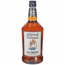 Admiral Nelson's 1.75L 101 Proof Spiced Rum