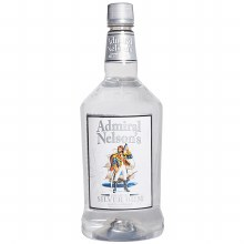 Admiral Nelson's 1.75L Silver Rum