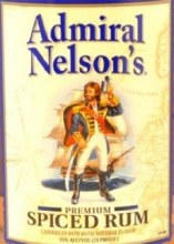 Admiral Nelson's 375ml Spiced Rum