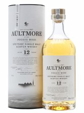 Aultmore 750ml 12 Years Single Malt Scotch
