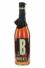 Bakers 750ml 107 Proof 7 Year Kentucky Bourbon Whiskey