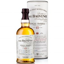 Balvenie 750ml 15 Year Single Malt Scotch Whiskey