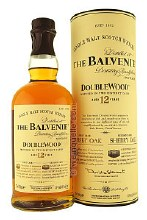 Balvenie 750ml 12 Year Double Wood Single Malt Scotch Whiskey