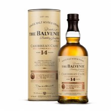 Balvenie 750ml 14 Year Caribbean Cask Single Malt Scotch Whiskey