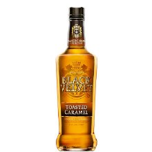 Black Velvet 750ml Toasted Caramel