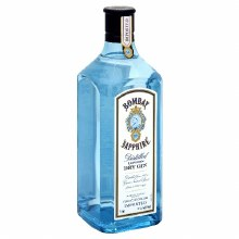 Bombay 750ml Sapphire London Dry Gin 94 Proof