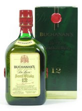 Buchanan's 750ml 12 Year Blended Scotch Whiskey
