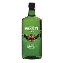 Burnetts 1.75L London Dry Gin