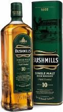 Bushmills 750ml 10 Year Single Malt Irish Whiskey