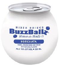 BuzzBallz 200ml Horchata