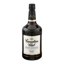Canadian Club 1.75L 1858 Pet Canadian Whiskey