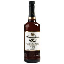 Canadian Club 750ml 1858 Canadian Whiskey
