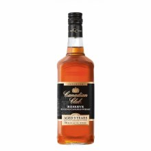 Canadian Club 750ml 9 Year Reserve Canadian Whiskey