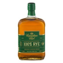Canadian Club 750ml 80 Proof Rye Canadian Whiskey