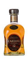 Cardhu 750ml 12 Years Single Malt Scotch Whiskey