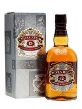 Chivas Regal 1.75L 12 Years Blended Scotch Whiskey