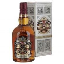Chivas Regal 750ml 12 Years Blended Scotch Whiskey