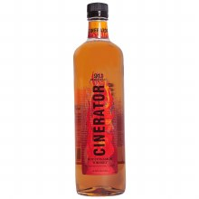 Cinerator 750ml Hot Cinnamon Whiskey 91.1 Proof