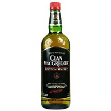 Clan MacGregor 1L Scotch Whiskey