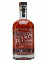 Clyde May's 750ml Alabama Whiskey