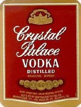 Crystal Palace 375ml Deluxe Vodka