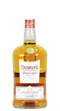 Dewar's 1.75L White Label Scotch Whiskey