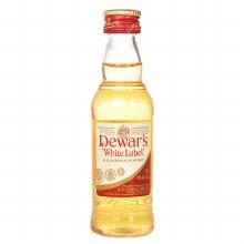 Dewar's 50ml White Label Scotch Whiskey
