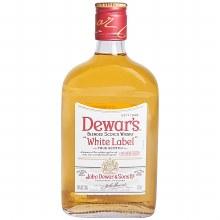 Dewar's 375ml White Label Scotch Whiskey