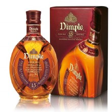 Dimple Pinch 750ml 15 Years Blended Scotch Whiskey